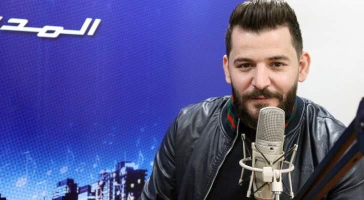 حسام جنيد يكشف سبباً مفاجئاً عن خلافاته مع زوجته إمارات رزق ويفضل الإعتزال على غناء ما يقدمه وديع الشيخ