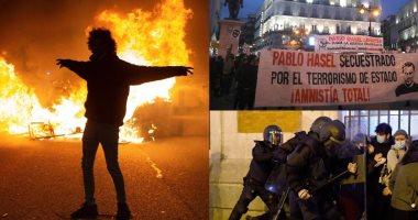 استمرار الفوضى في إسبانيا