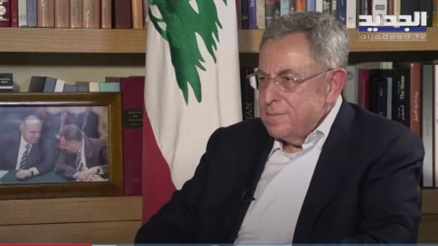"""فؤاد السنيورة: الوزراء الشيعة سماهم الحريري ولو كانت المشكلة بالأسماء لكان عون وباسيل """"ما تركوا ستر مغطى"""""""