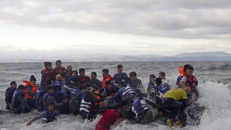 منظمة ألمانية: إنقاذ 147 مهاجرا قبالة السواحل الليبية