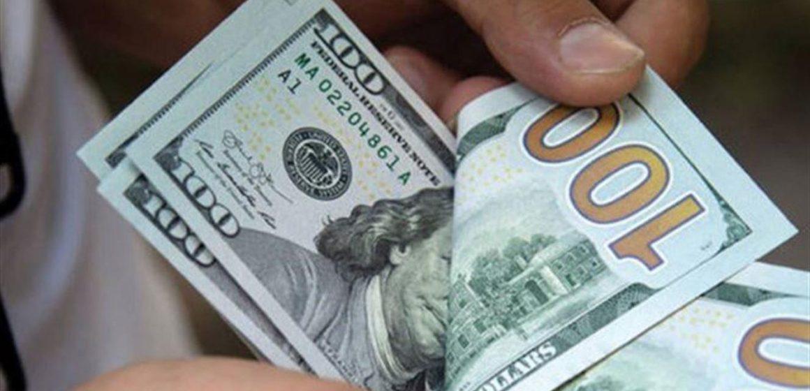 سعر صرف الدولار في السوق السوداء، مساء اليوم.