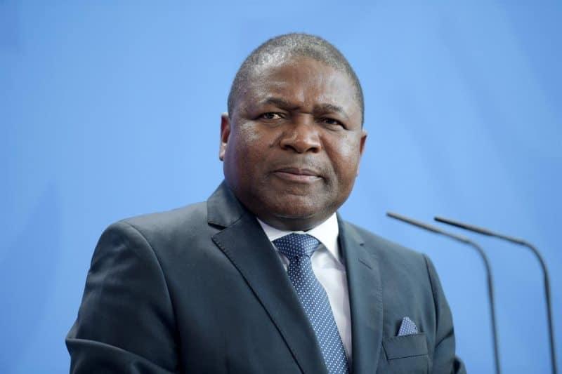 رئيس موزمبيق يؤكد طرد المتطرفين من مدينة بالما