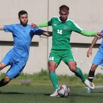 سبورتنغ والحكمة بيروت الى مصاف نوادي الدرجة الاولى في كرة القدم