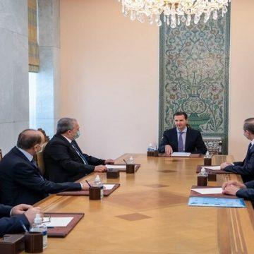 """الرئيس بشار الأسد يوجه الحكومة بتحديد آليات تنفيذ """"قانون حماية المستهلك"""" الجديد"""