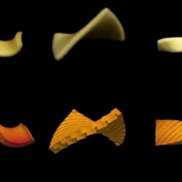 بالفيديو ـ تطوير معكرونة تتحول إلى أشكال عند طهيها
