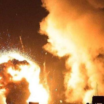 """جيش الاحتلال: 2000 قذيفة وصاروخ أطلقت من غزة على """"إسرائيل"""" منذ الإثنين الماضي"""