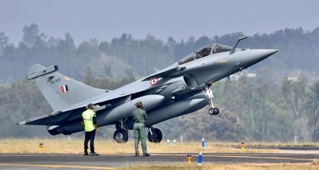 مصر اكدت شراء 30 مقاتلة رافال من فرنسا